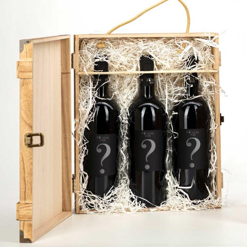 confezione a sorpresa 3 bottiglie