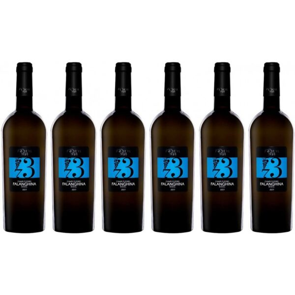 confezione vino 6 bottiglie falanghina campi flegrei