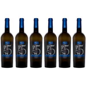 confezione vino 6 bottiglie greco